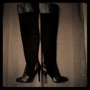 Colin Stuart Over the Knee Boots